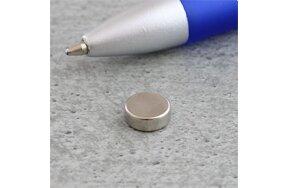 DISC MAGNET D8mm x 3mm